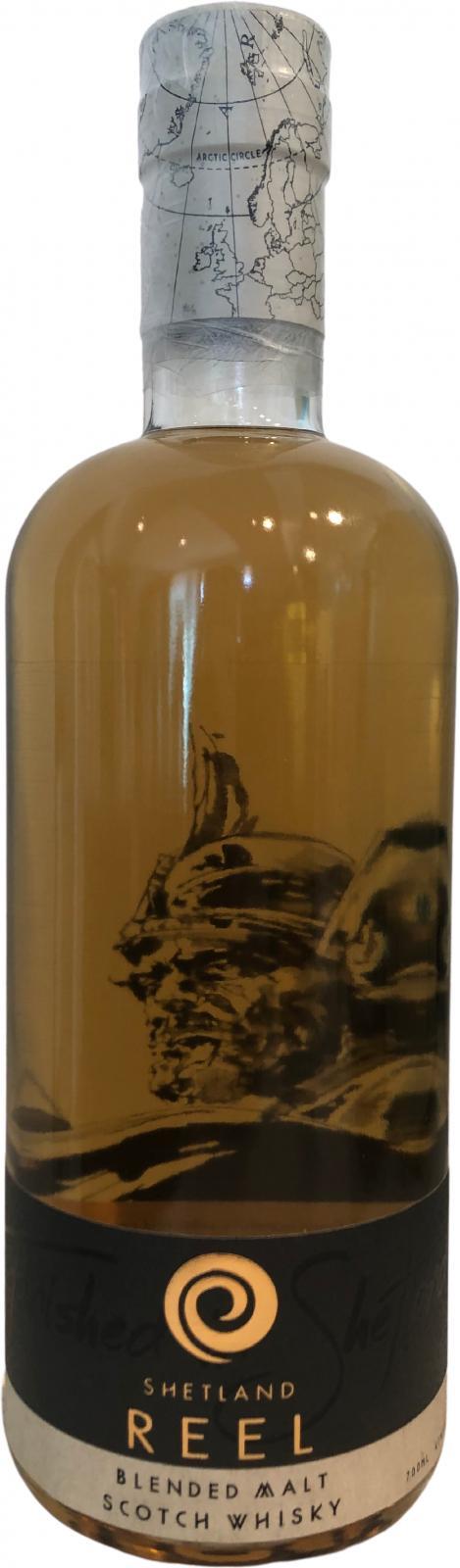 Shetland Reel Blended Malt Scotch Whisky