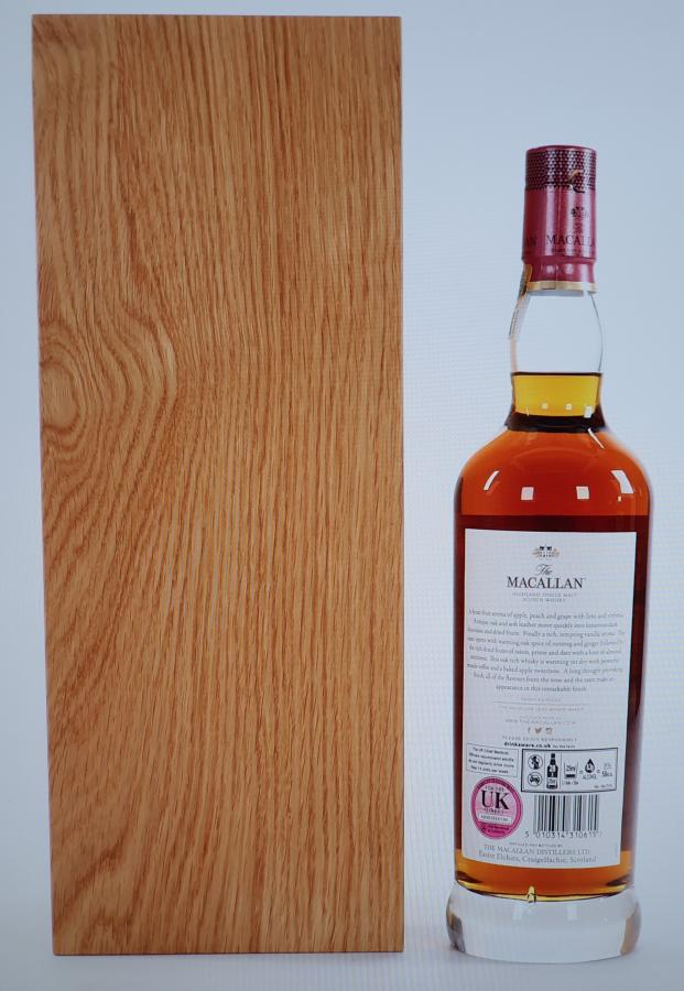 Macallan The Red Collection