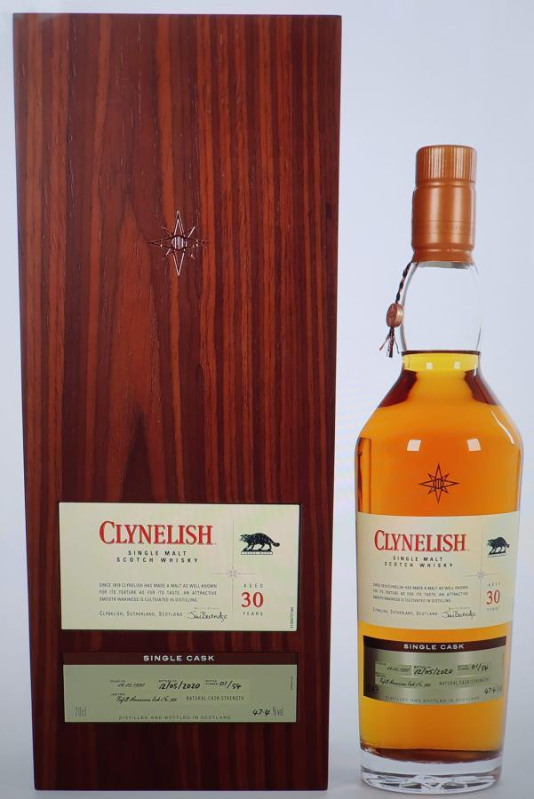 Clynelish 1990