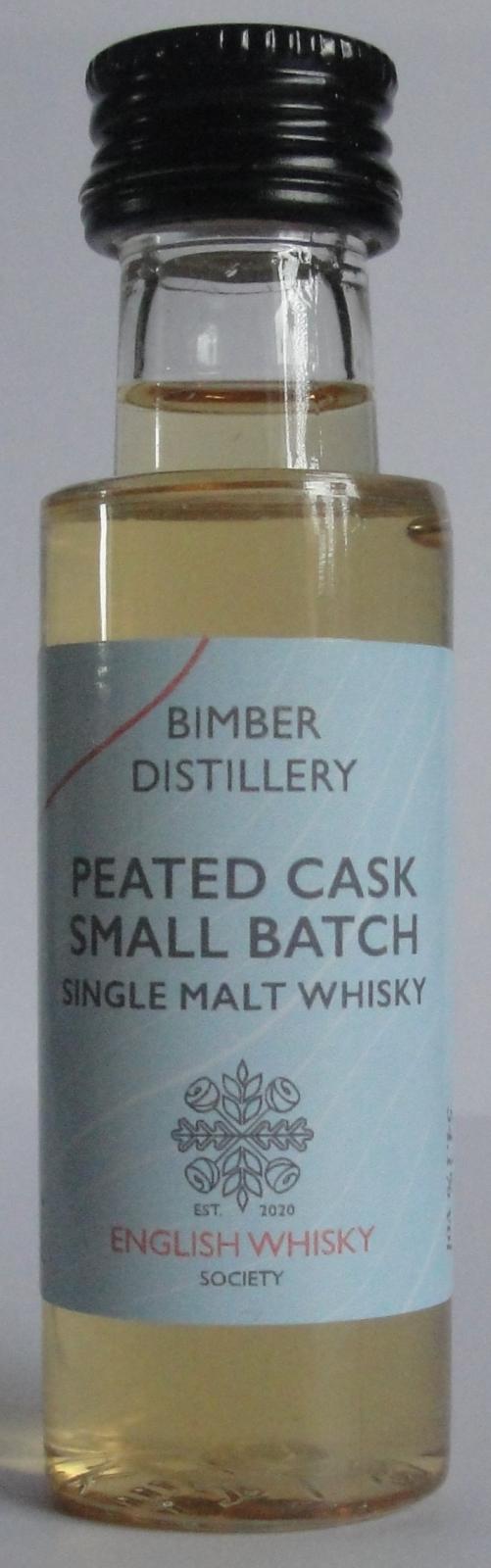 Bimber Peated Cask - Small Batch TDT