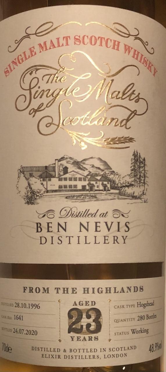 Ben Nevis 1996 ElD