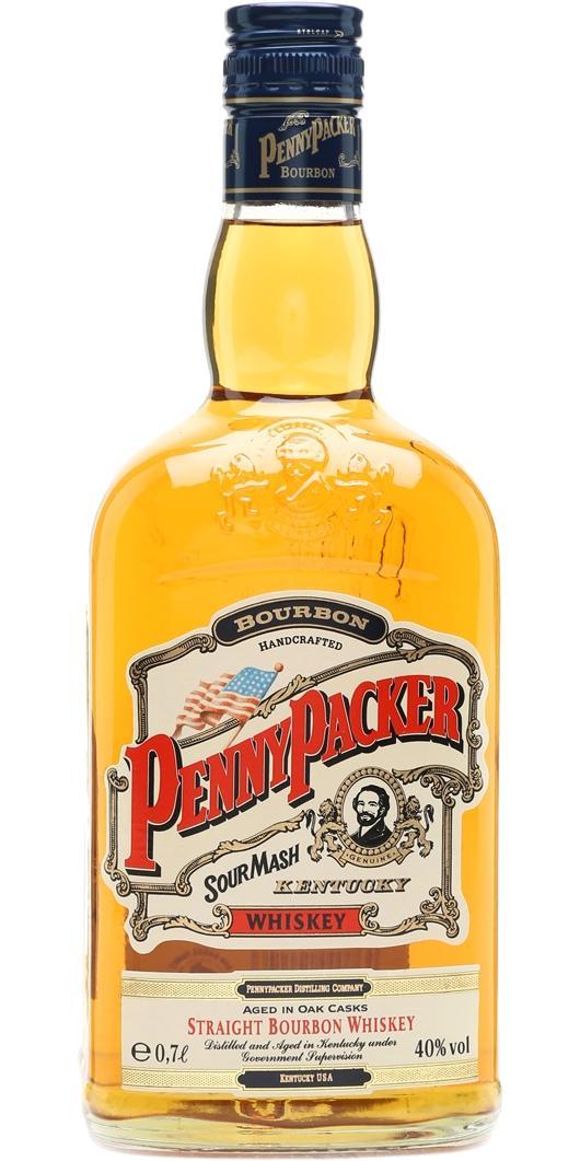 PennyPacker Straight Bourbon Whisky