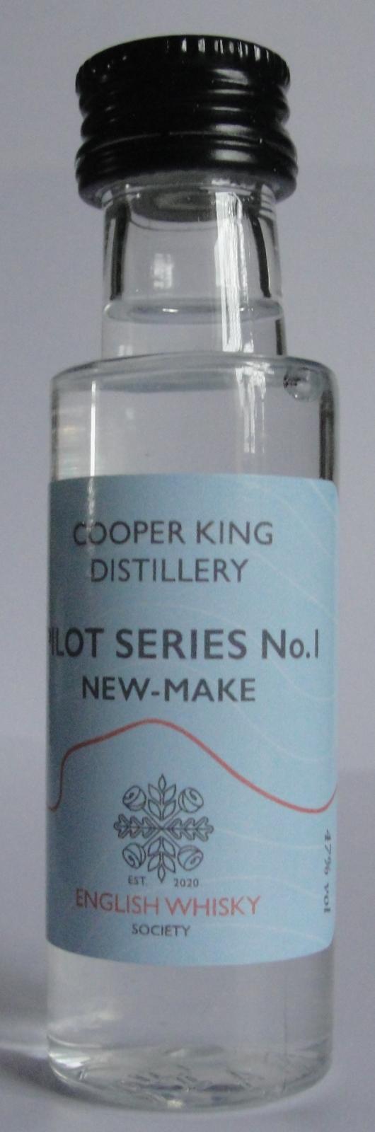 Cooper King Pilot Series No.1 TDT