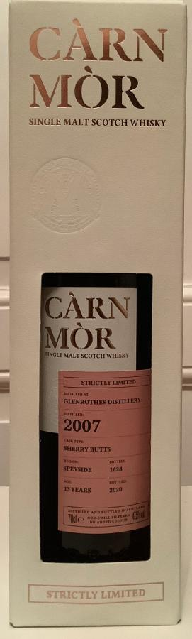 Glenrothes 2007 MD