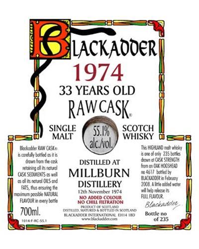 Millburn 1974 BA