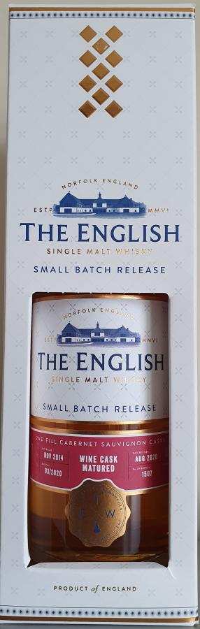The English Whisky 2014