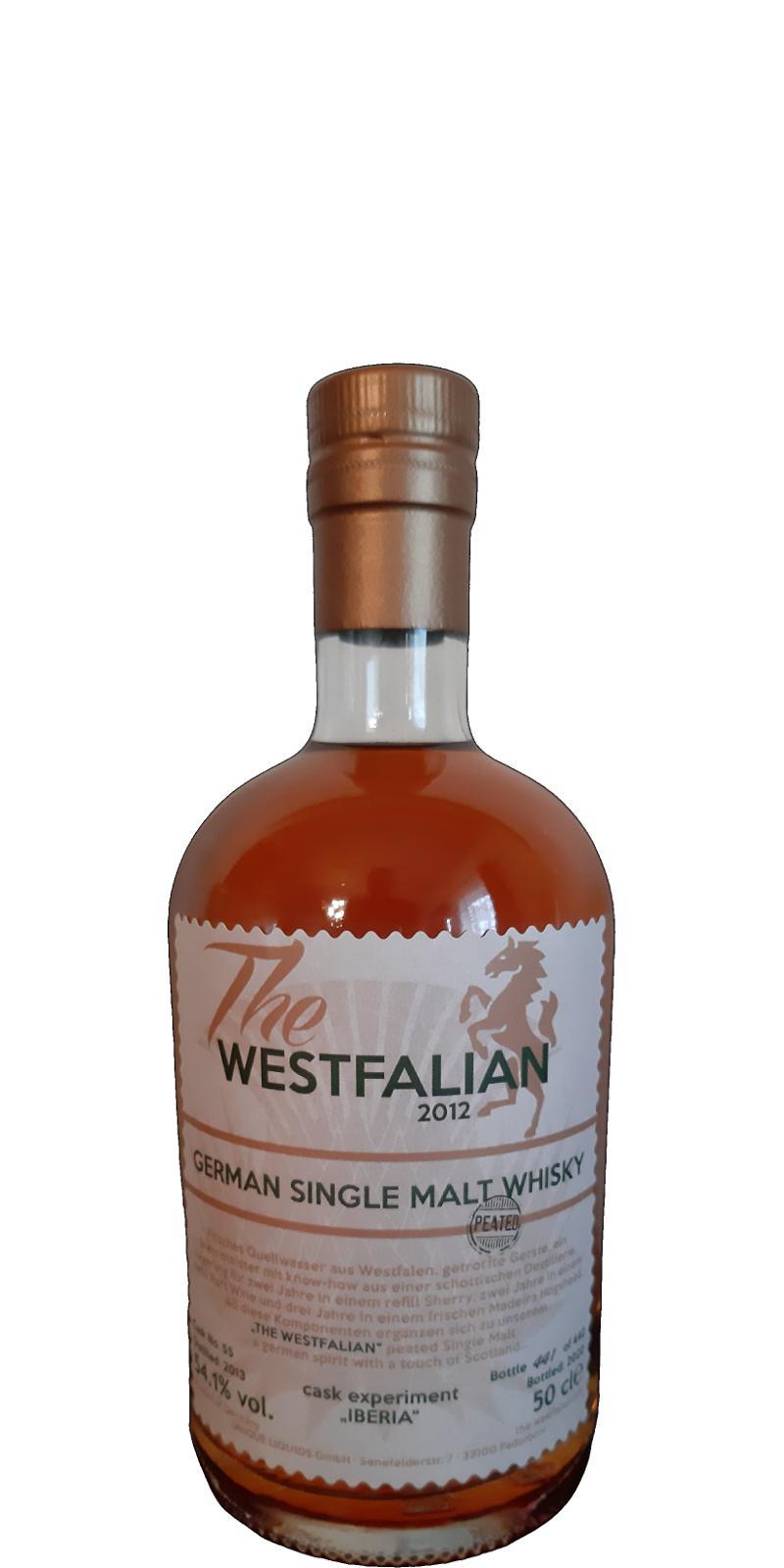 The Westfalian 2013 Peated
