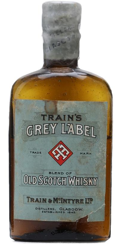Train's Grey Label
