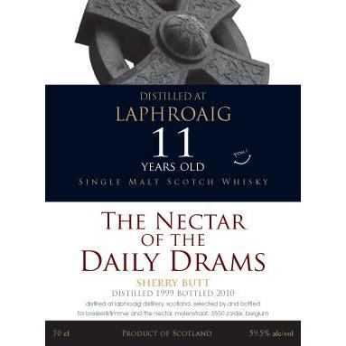 Laphroaig 1999 DD