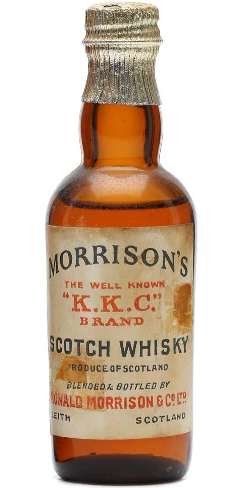Morrison's K.K.C. Brand