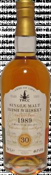 Single Malt Irish Whiskey 1989 - The Ash Tree TWCC
