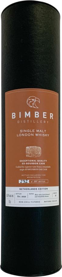 Bimber Single Malt London Whisky