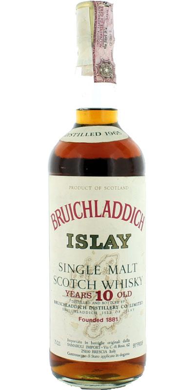 Bruichladdich 1965