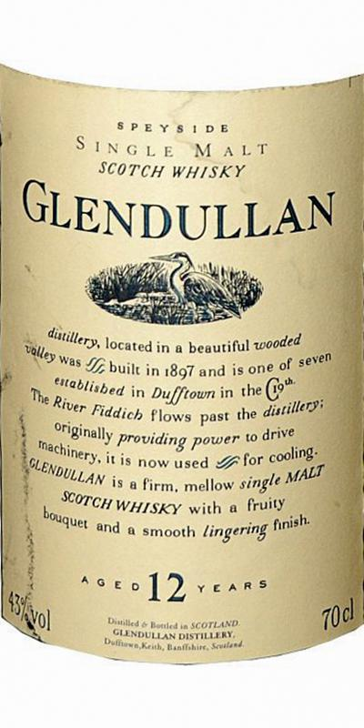 Glendullan 12-year-old