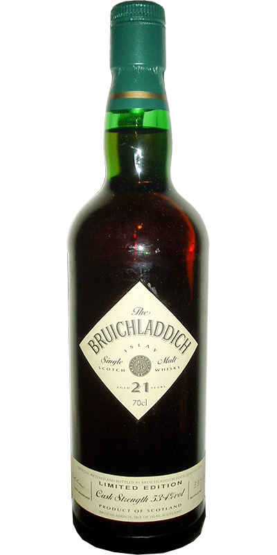 Bruichladdich 21-year-old