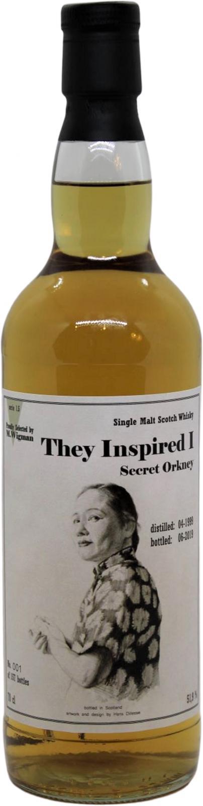Secret Orkney 1999 MW