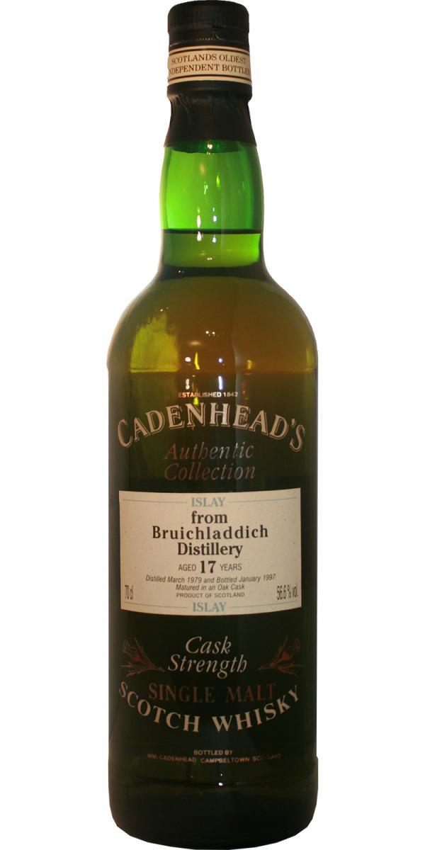 Bruichladdich 1979 CA
