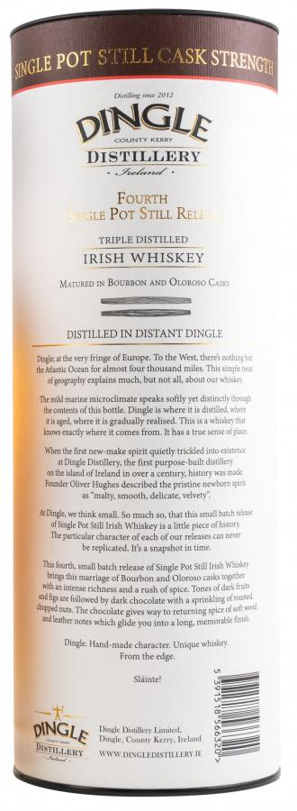 Dingle Fourth Single Pot Still Release