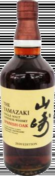 Yamazaki Spanish Oak