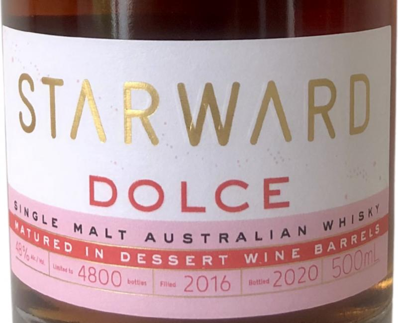 Starward Dolce
