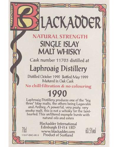 Laphroaig 1990 BA