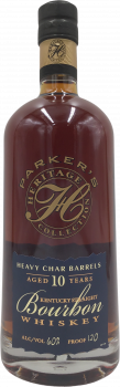 Parker's Heritage Collection 10-year-old
