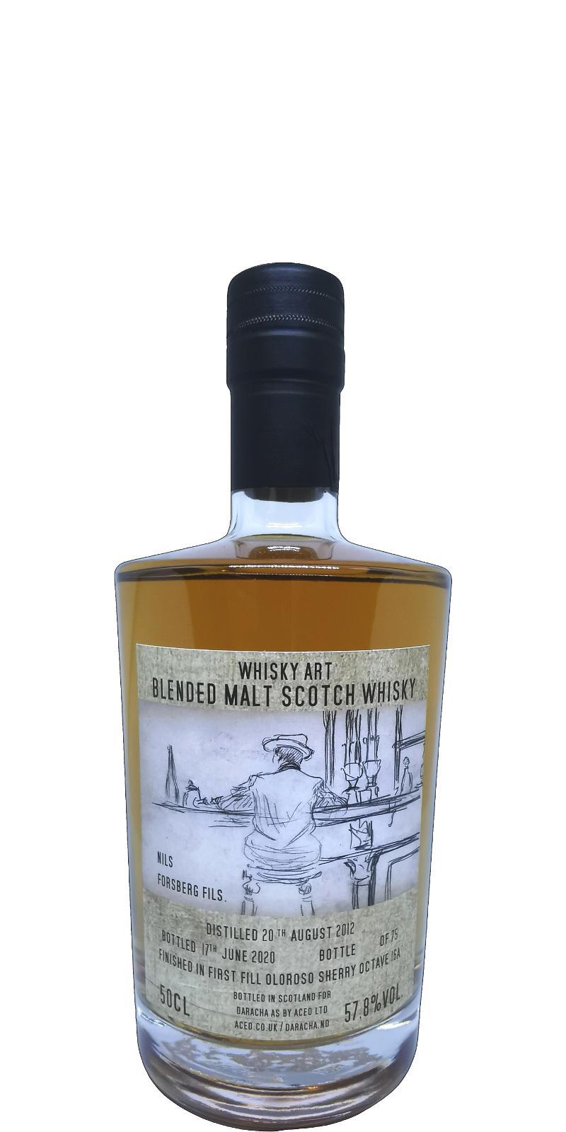 Blended Malt Scotch Whisky 2012 AcL