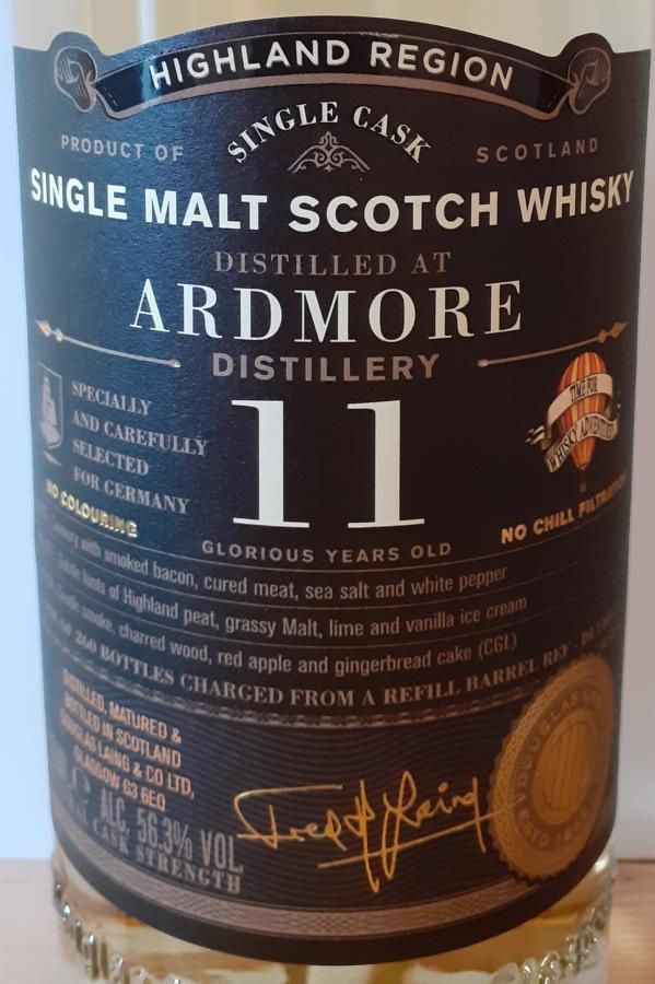 Ardmore 11-year-old DL
