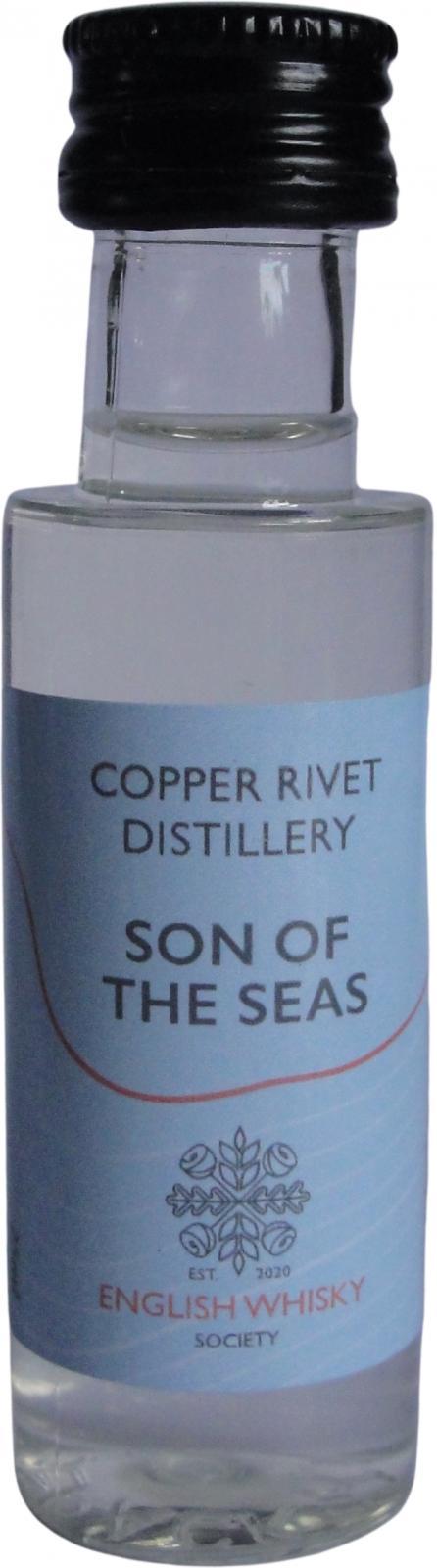 Copper Rivet Son of the Seas Sample TDT