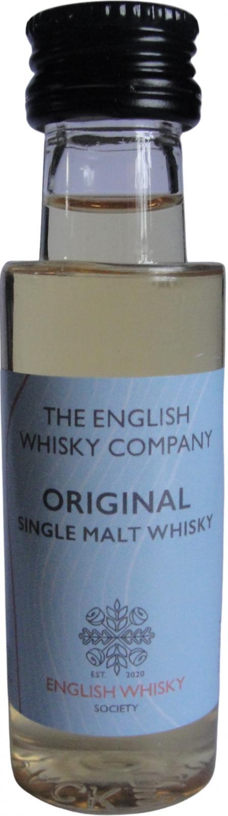 The English Whisky Original TDT