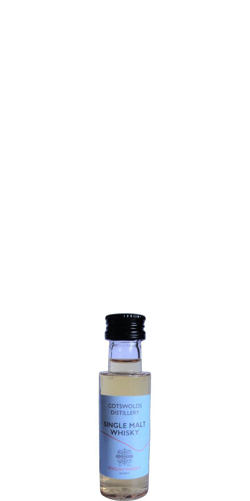 Cotswolds Distillery Single Malt TDT