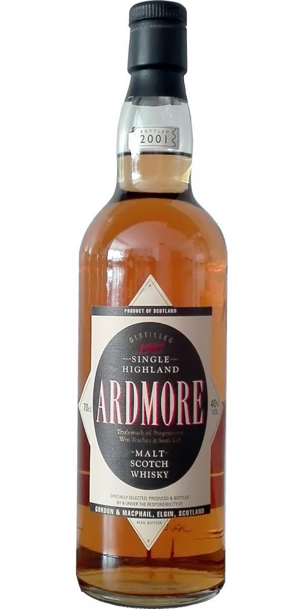 Ardmore 1987 GM
