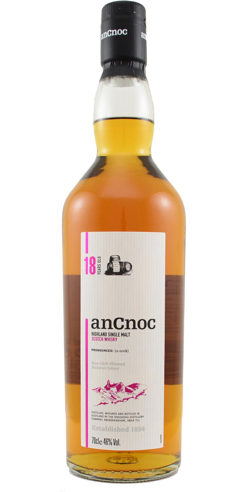 An Cnoc 18-year-old