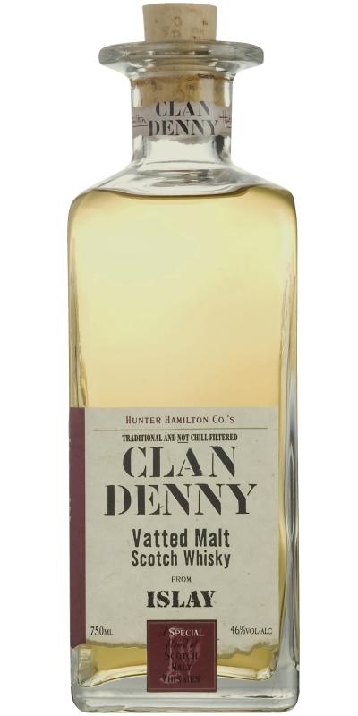 Clan Denny Vatted Malt from Islay HH