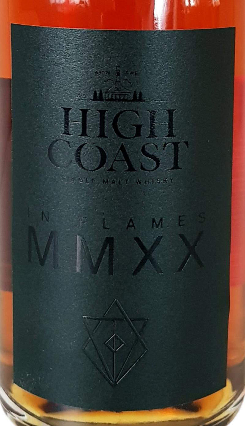 High Coast In Flames Selection MMXX