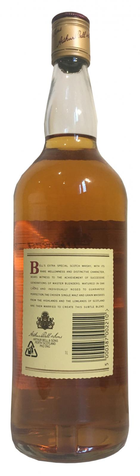 Bell's Finest Old Scotch Whisky