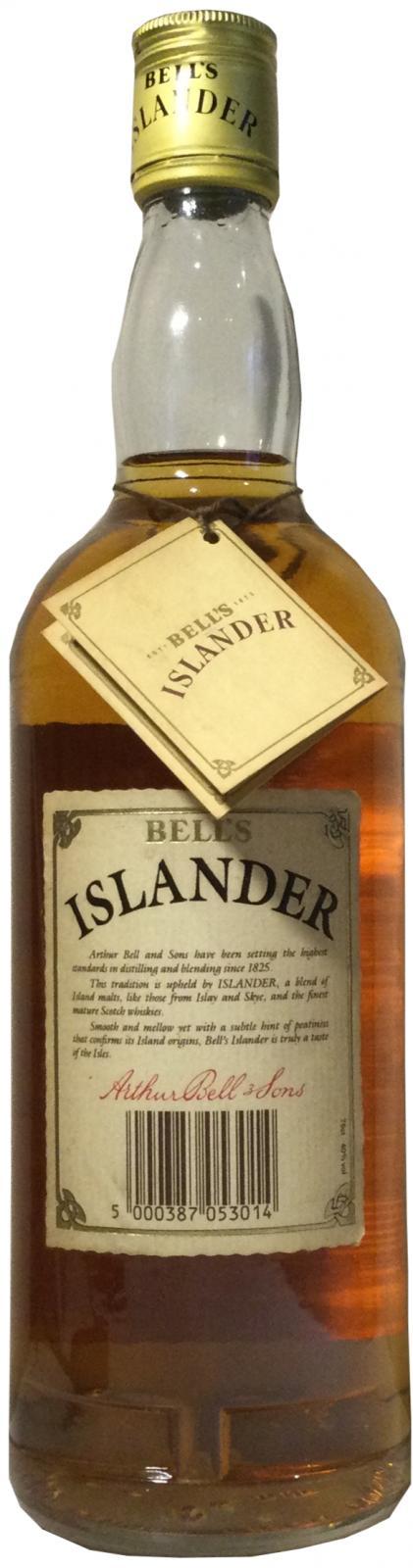 Bell's Islander - Island & Malts