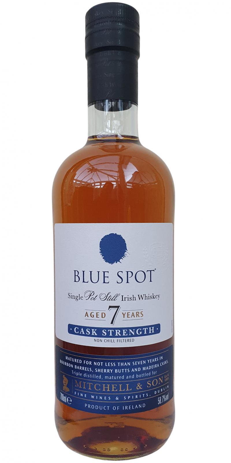 Blue Spot 07-year-old