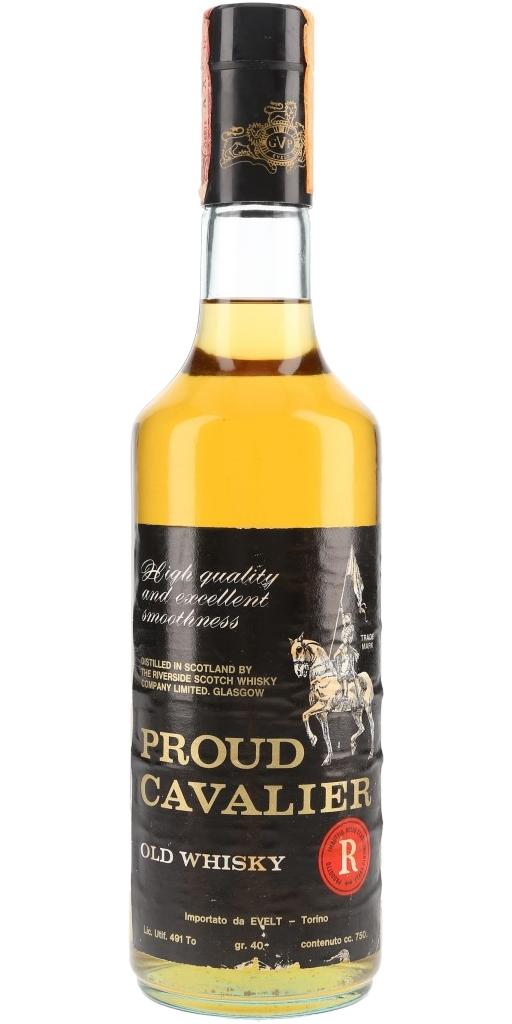 Proud Cavalier Old Whisky