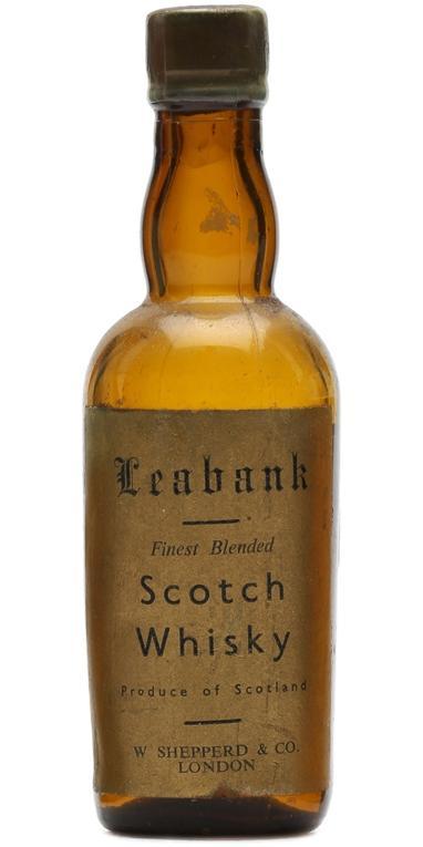 Leabank Finest Blended Scotch Whisky