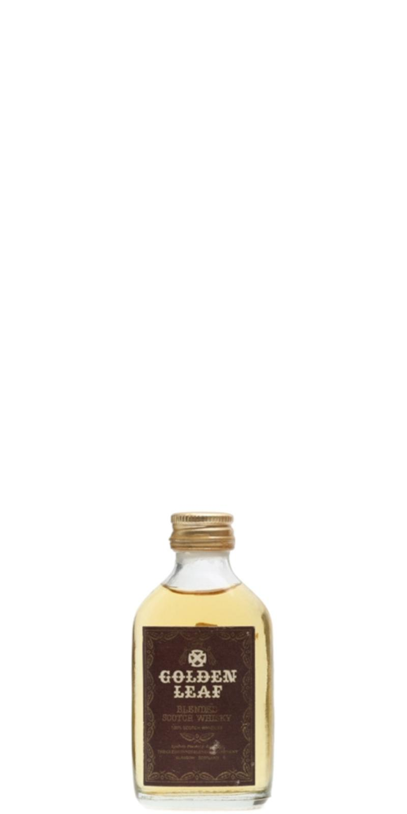 Golden Leaf Blended Scotch Whisky