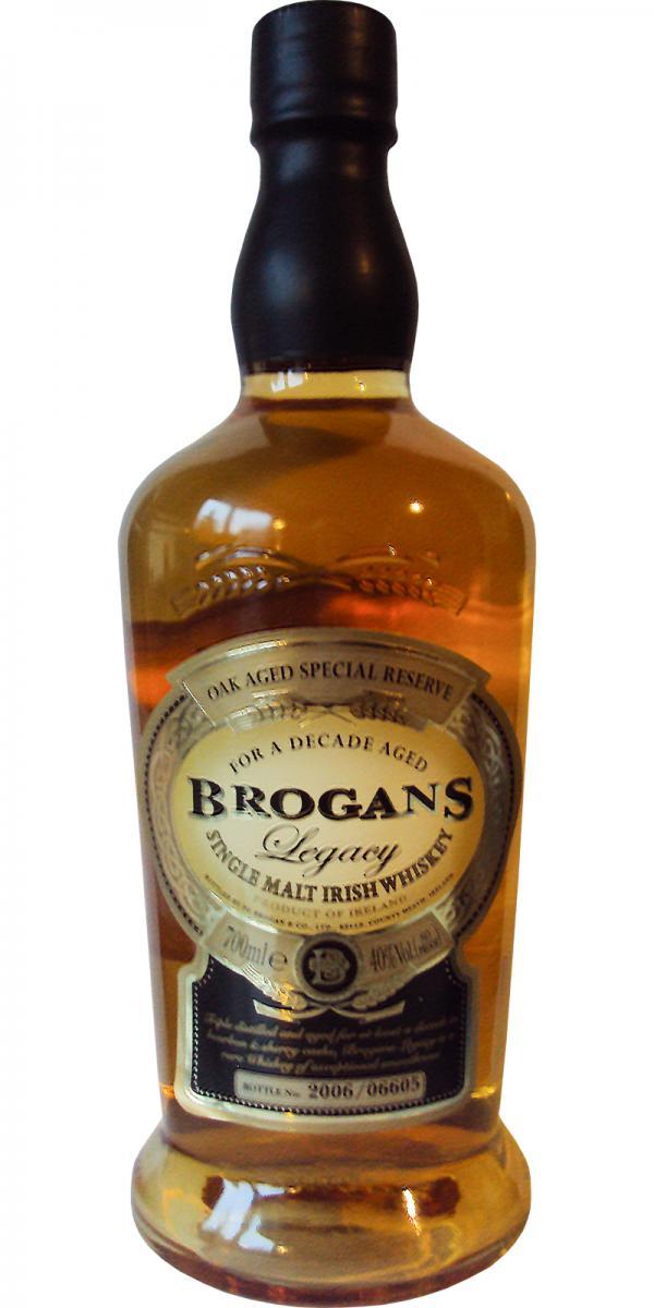 Brogans Legacy 10-year-old BrC
