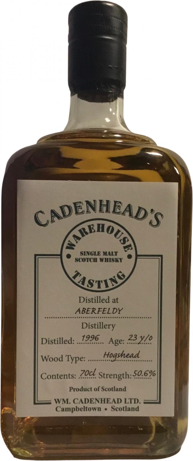Aberfeldy 1996 CA