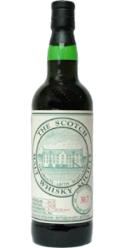 Glenrothes 1978 SMWS 30.7
