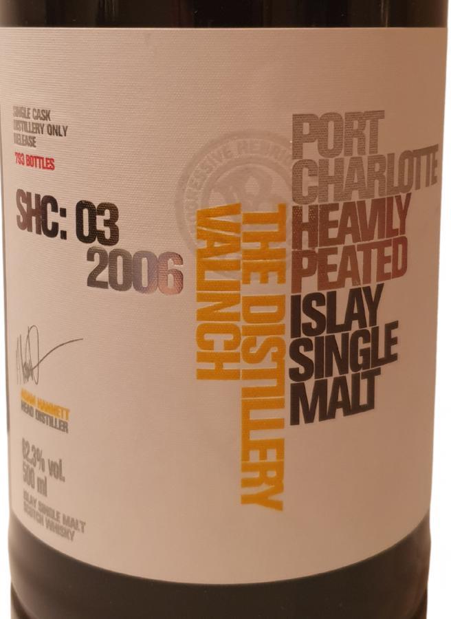 Port Charlotte SHC: 03 2006