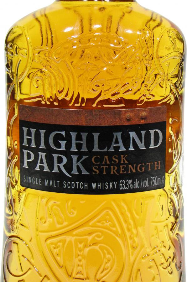 Highland Park Cask Strength