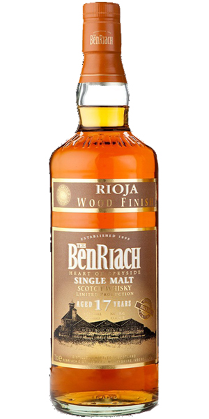 BenRiach 17-year-old Rioja