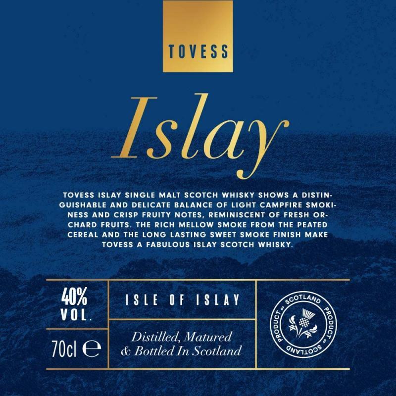 Tovess Islay