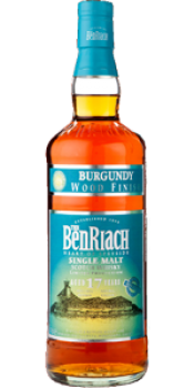 BenRiach 17-year-old Burgundy