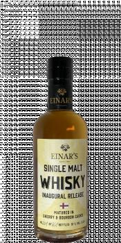 Einar's Inaugural Release